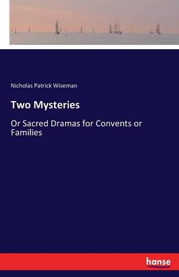 Two Mysteries (Paperback)