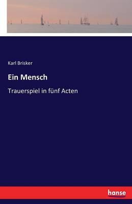 Ein Mensch (Paperback)
