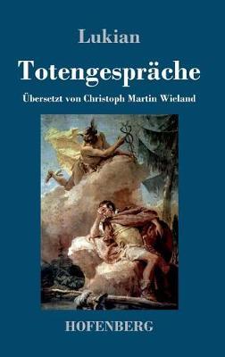 Totengesprache (Hardback)
