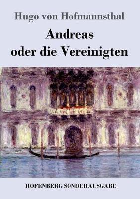Andreas Oder Die Vereinigten (Paperback)