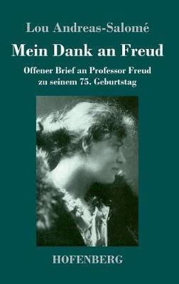 Mein Dank an Freud (Hardback)