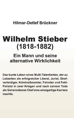 Wilhelm Stieber (1818-1882) (Hardback)