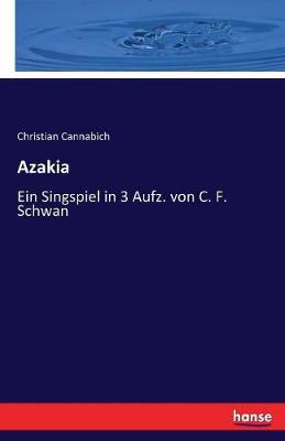 Azakia (Paperback)