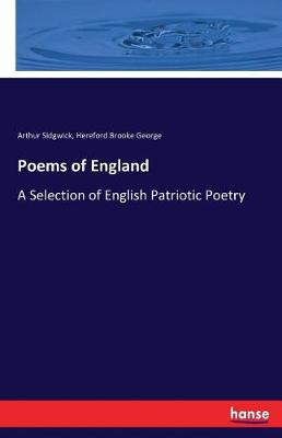 Poems of England (Paperback)