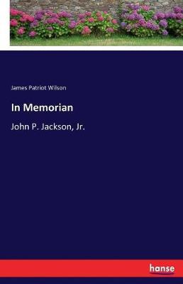 In Memorian (Paperback)
