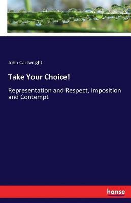 Take Your Choice! (Paperback)