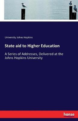 State Aid to Higher Education (Paperback)