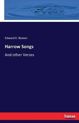 Harrow Songs (Paperback)