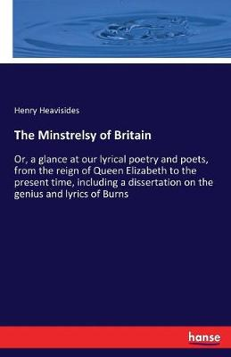 The Minstrelsy of Britain (Paperback)