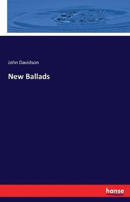 New Ballads (Paperback)