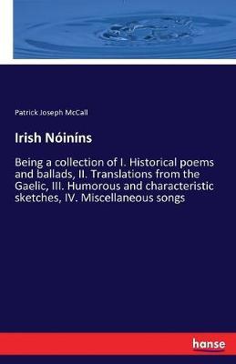 Irish Noinins (Paperback)