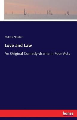 Love and Law (Paperback)