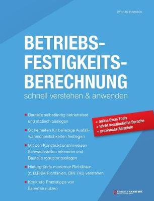 Betriebsfestigkeitsberechnung (Paperback)