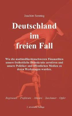 Deutschland Im Freien Fall (Paperback)