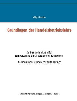 Grundlagen der Handelsbetriebslehre (Paperback)