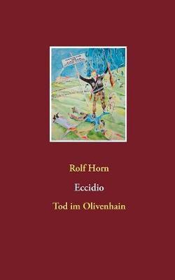 Eccidio: Tod im Olivenhain (Paperback)