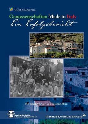 Genossenschaften Made in Italy - Ein Erfolgsbericht (Paperback)