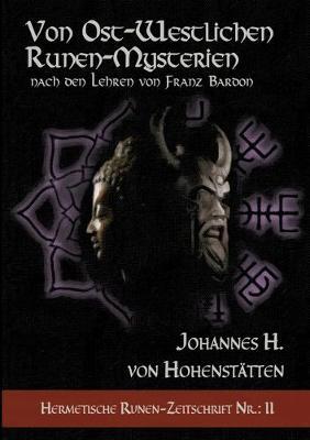 Von ost-westlichen Runen-Mysterien (Paperback)