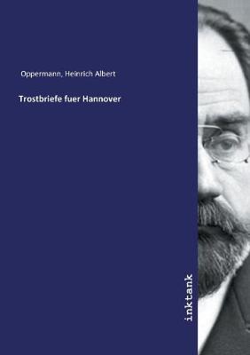 Trostbriefe fuer Hannover (Paperback)