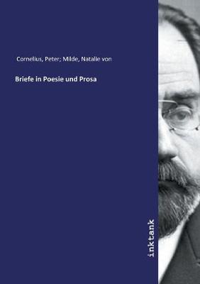 Briefe in Poesie und Prosa (Paperback)