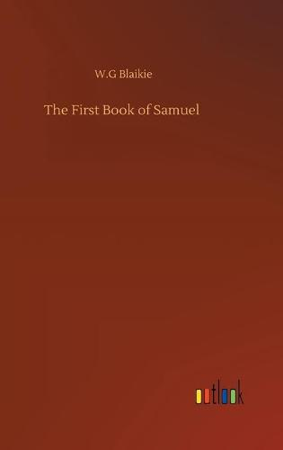 The First Book of Samuel (Hardback)