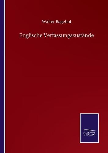 Englische Verfassungszustande (Paperback)
