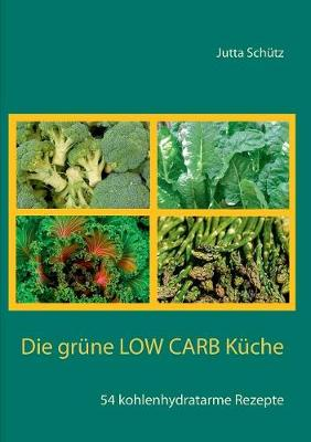 Die Gr ne Low Carb K che (Paperback)