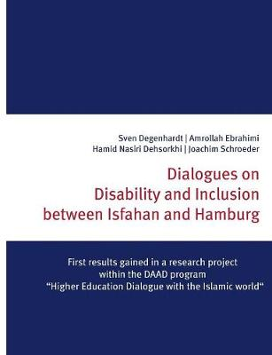 Dialogues on Disability and Inclusion Between Isfahan and Hamburg (Paperback)