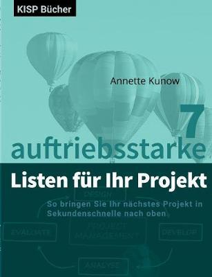7 Auftriebsstarke Listen F r Ihr Projekt (Paperback)