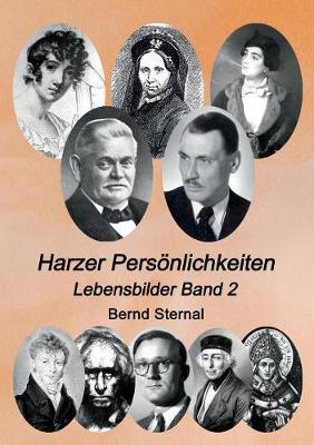 Harzer Pers nlichkeiten (Paperback)