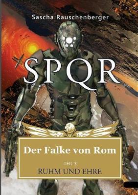 SPQR - Der Falke von Rom (Paperback)