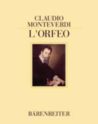 L'Orfeo - Documenta Musicologica No. 39 (Hardback)