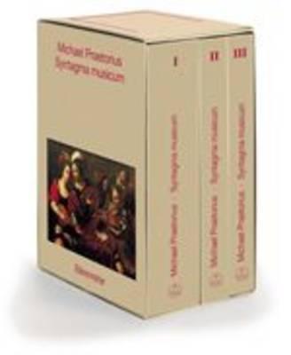Syntagma Musicum I - III (Paperback)