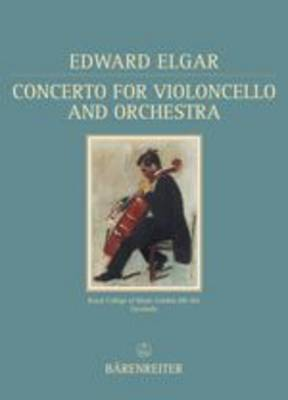 Concerto for Cello and Orchestra Op.85 - Documenta Musicologica No. 36 (Hardback)