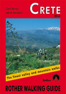 Crete West: ROTH.E4803 - Rother Walking Guide (Paperback)