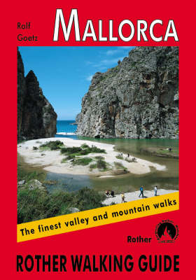 Mallorca walking guide 70 walks 2017 (Paperback)