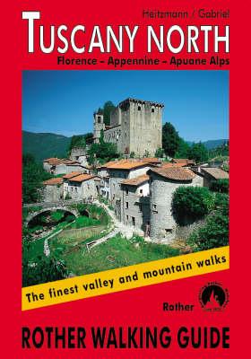 Tuscany North walking guide 2002 (Paperback)