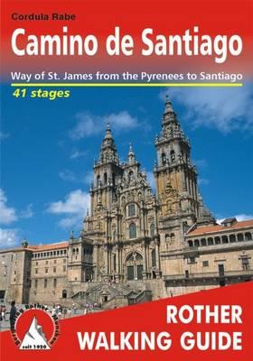 Camino de Santiago walking g. 42W Pyrenees to Santiago 2015 (Paperback)