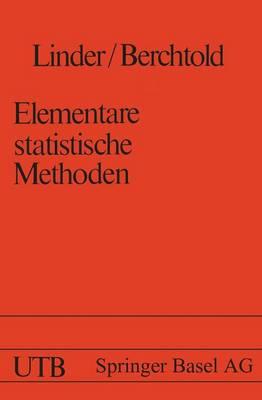 Elementare Statistische Methoden - Uni-Taschenb cher 796 (Hardback)