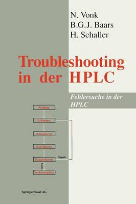 Fehlersuche in Der HPLC - Troubleshooting in the HPLC (Paperback)