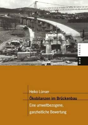 Okobilanzen Im Bruckenbau (Paperback)