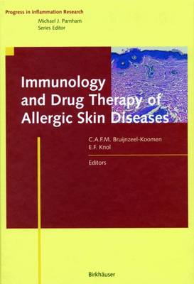 Immunology and Drug Therapy of Atopic Skin Diseases - Progress in Inflammation Research (Hardback)