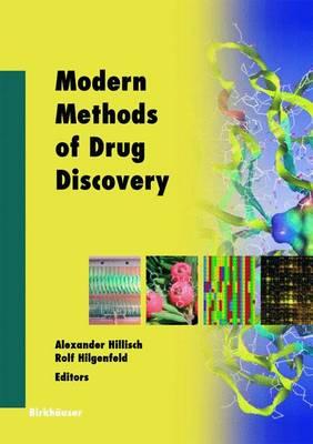 Modern Methods of Drug Discovery - Experientia Supplementum 93 (Hardback)