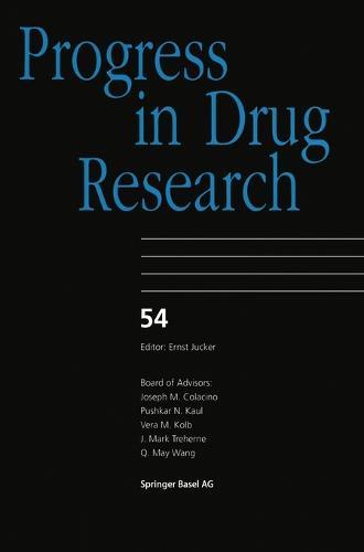 Progress in Drug Research: v. 54 (Hardback)