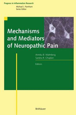 Mechanisms and Mediators of Neuropathic Pain - Progress in Inflammation Research (Hardback)
