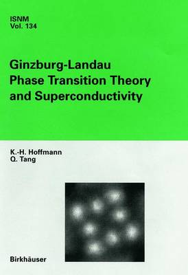 Ginzburg-Landau Phase Transition Theory and Superconductivity - International Series of Numerical Mathematics 134 (Hardback)