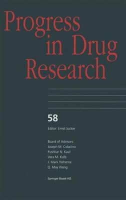 Progress in Drug Research - Progress in Drug Research 58 (Hardback)