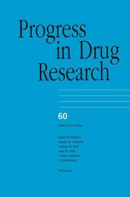 Progress in Drug Research - Progress in Drug Research 60 (Hardback)