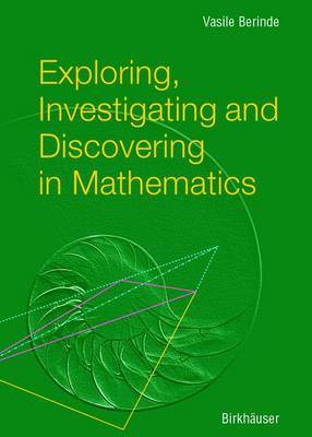 Exploring, Investigating and Discovering in Mathematics (Paperback)