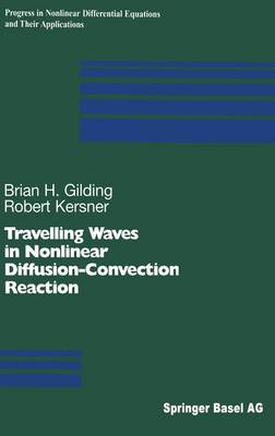 Travelling Waves in Nonlinear Diffusion-Convection Reaction - Progress in Nonlinear Differential Equations and Their Applications 60 (Hardback)